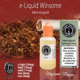 LogicSmoke 30ml Winsome e Liquid