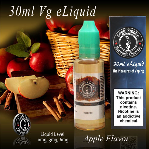 30ml Vg Apple Flavored e Juice