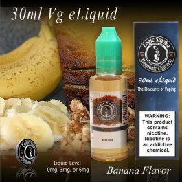 30ml Vg Banana Flavored e Juice