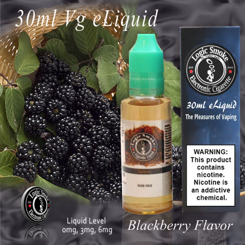 30ml Vg Blackberry Flavored e Juice