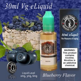 30ml Vg Blueberry Flavored e Juice