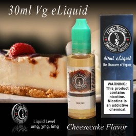 30ml Vg Cheesecake Flavored e Juice