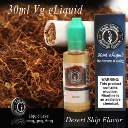30ml Vg Desert Ship Flavored e Juice