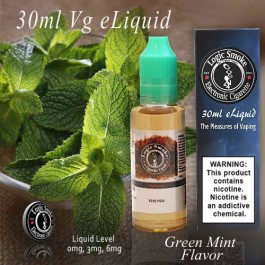 30ml Vg Green Mint Flavored e Juice