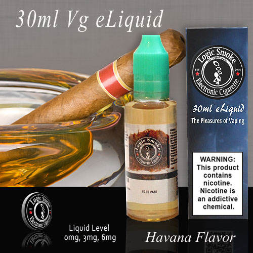 30ml Vg Havana Flavored e Juice