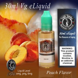 30ml Vg Peach Flavored e Juice