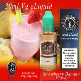 30ml Vg Strawberry Banana Flavored e Juice