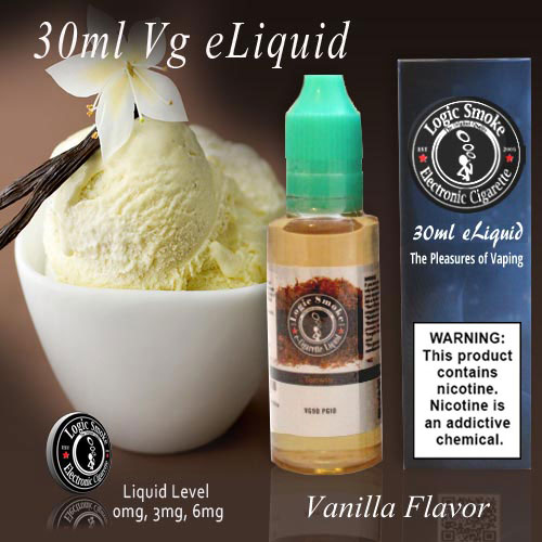 30ml Vg Vanilla Flavored e Juice