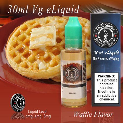 30ml Vg Waffle Flavored e Juice