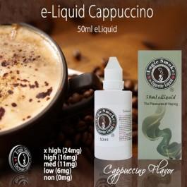 LogicSmoke 50ml Cappuccino e Liquid