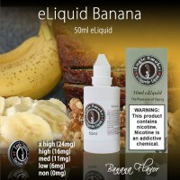 LogicSmoke 50ml Banana e Liquid