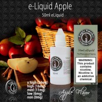 e Liquid Juice Logic Smoke 50ml Apple Flavor