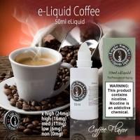 LogicSmoke 50ml Coffee e Liquid