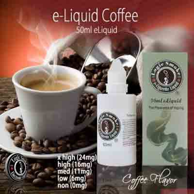 LogicSmoke 50ml Coffee e Liquid