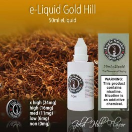 LogicSmoke 50ml Gold Hill e Liquid