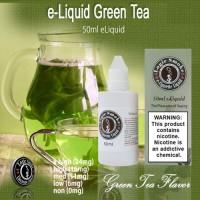 LogicSmoke 50ml Green Tea e Liquid