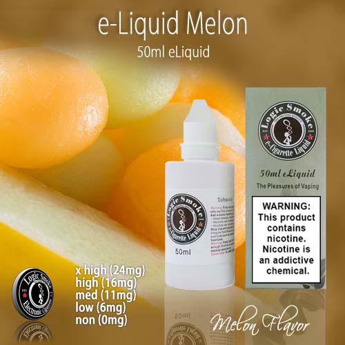 LogicSmoke 50ml Melon e Liquid