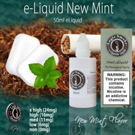 LogicSmoke 50ml NewMint e Liquid
