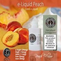LogicSmoke 50ml Peach e Liquid