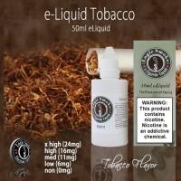 LogicSmoke 50ml Regular Tobacco e Liquid