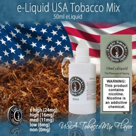 LogicSmoke 50ml USA Mix e Liquid