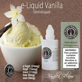 LogicSmoke 50ml Vanilla e Liquid