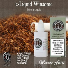 LogicSmoke 50ml Winsome e Liquid