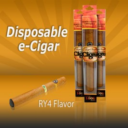 Disposable e Cigar Ry4 Tobacco Flavor