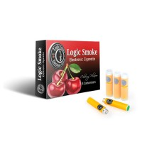 Logic Smoke Soft Tip Cherry Flavor Cartomizers