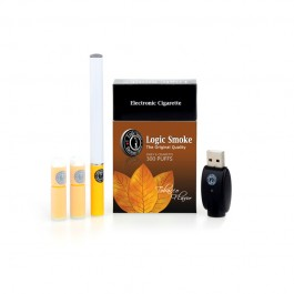 Logic Smoke Soft Tip Regular Tobacco e Cigarette Kit