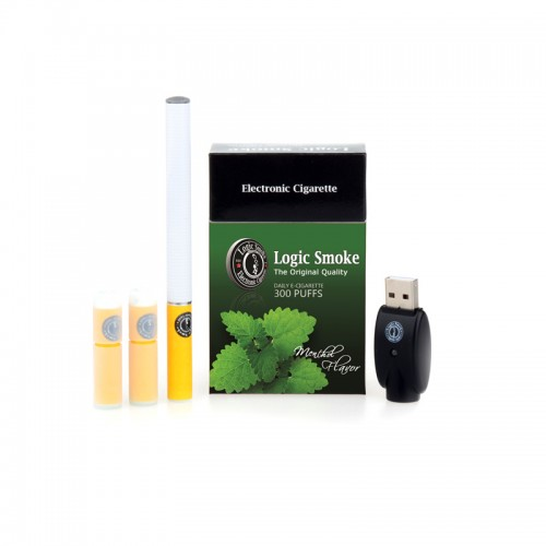 Logic Smoke Soft Tip Menthol e Cigarette Kit